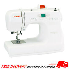 Janome Jem Platinum Jp760 Sewing Machine - Mechanical Stocktake
