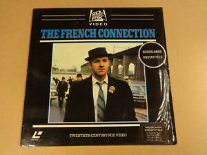 LASERDISC / THE FRENCH CONNECTION