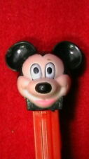 PEZ DISPENSERS / Mickey Mouse Walt Disney Company / WILL COMBINED POSTAGE