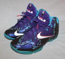 brand new 5c8ab 558cf Nike Lebron 11 XI Summit Lake Hornets Size 9 616175-500 Kyrie Cavs MVP BHM