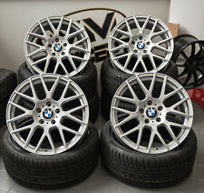 17 in wh26 Jantes Alu 5x120 Gris Pour BMW M Pack Performance e46 e90 e91 f30