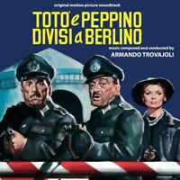 Totò e Peppino divisi a Berlino - Armando Travajoli (cd)