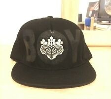 Boy London Hat Cap Black Boy London Rare