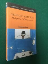 Georges SIMENON - MAIGRET L'AFFITTACAMERE Corriere Sera/09 (2009 Libro Inchieste