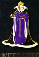 Disney Shopping Halloween JESSICA Rabbit Dressed as EVIL QUEEN Costume LE300 Pin