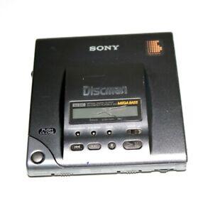 Sony Discman D-303 CD Player Walkman D303