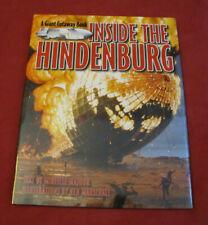 Giant Cutaway Book Ser.: Inside the Hindenburg by Mareille Majoor (2000,HCDJ)NEW