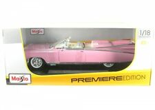 Maisto Mi36813pk Cadillac Eldorado Biarritz 1959 Pink 1 18 Auto Stradali