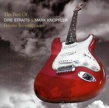 DIRE STRAITS / MARK KNOPFLER - PRIVATE INVESTIGATIONS - CD SIGILLATO 2005