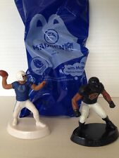McDonald's NFL Madden Football Happy Meal Toy Colts / Bears -New In Package