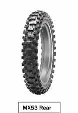 ALL NEW!!! MX53 Dunlop 120/80-19 Dunlop MX53 Rear Tire