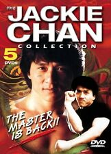 The Jackie Chan Collection 5-Pack - Vol. 1 (DVD, 2004, 5-Disc Set, Digipak)
