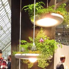 Modern DIY Ceiling Plant Decor Lamp Light Pendant Lighting Home Cafe Bar Flower