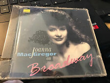 "Joanna MacGregor ""MacGregor On Broadway"" NEW IMPORT cd"