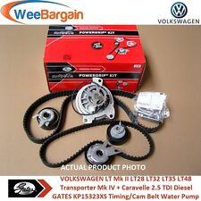 VW LT Mk II LT28 LT32 LT35 LT46 2.5 TDI kp15323xs Timing Cam / Cinghia KIT POMPA ACQUA