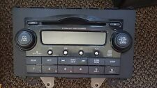 2007-11 HONDA CRV CR-V Radio Stereo MP3 AUX 6 Disc CD Changer 1XN4 FREE SHIPPING