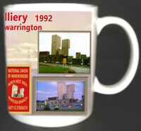 PARKSIDE COLLIERY COAL MINE MUG. LIMITED EDITION. GREAT GIFT. MINERS, LANCASHIRE
