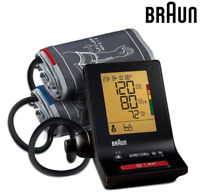 Auto Blood Pressure Monitor Machine BRAUN ExactFit 5 BP6200 Upper Arm Heart Rate