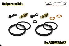 Suzuki GSF 600 Bandit rear brake caliper seal rebuild repair kit 1995 1996 1997