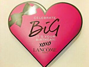 Lancôme BIG Xoxo Birthday Gift with Mascara 01 Big is the New Black 0.06fl.oz