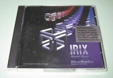 Sgi Silicon Graphics Irix 6.2 Cdrom media (2 disc set) bootable installation new
