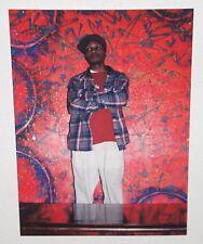 """DEL  5x7 ORIGINAL PHOTO HIEROGLYPHICS Rap flyer poster lp 12"""" wu tang mf doom cd"""