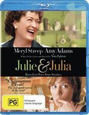 *New & Sealed*  Julie & Julia (Blu-ray, 2010) Region B Aus. Meryl Streep Movie