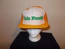 VTG-1980s Cub Foods Minneapolis Minnesota Grocery Store mesh trucker hat sku1