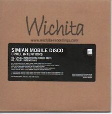 (AF463) Simian Mobile Disco, Cruel Intentions - DJ CD
