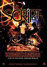 The Script: Homecoming - Live at the Aviva Stadium Dublin DVD (2011) The Script