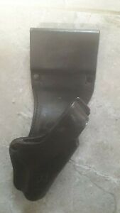 Leather gun holster probably for a walther pp pistol