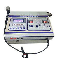 Electrotherapy physiotherapy unit Combo of ultrasound + IFT+TENS+MS (4 in 1)