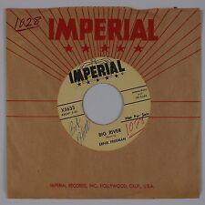 ERNIE FREEMAN: Big River / Night Sounds USA IMPERIAL DJ PROMO