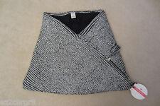 Lululemon Totally Toasty Neck Warmer Nimbus Black Wht Sherpa Fleece Merino Wool