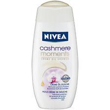 NIVEA Bagnoschiuma Cashmere Moments Olio Crema 750 Ml