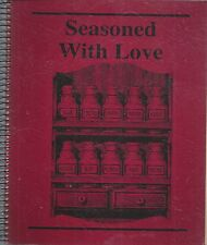 CLARION PA VINTAGE ALPHA ASSEMBLY OF GOD CHURCH COOK BOOK *SEASONED WITH LOVE