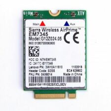 Sierra EM7345 WWAN Card FRU: 04X6014