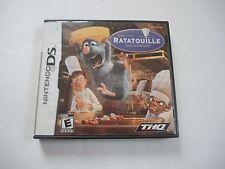 "Spiel Nintendo DS  "" Ratatouille  "" in OVP + Anleitung !!!"