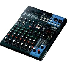 Yamaha MG10XU 10-Channel Mixer with Built-In FX and 2-In 2-Out USB Interface