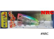 1 x Maria Pop Queen 50-NRC Popper Topwater Fishing Lure 50mm 5g