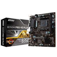 Placa base MSI AM4 B350m Pro-vd Plus Pgk02-a0016926