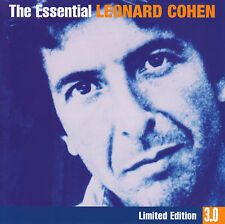 LEONARD COHEN (3 CD) THE ESSENTIAL 3.0 LIMITED EDITION ~ GREATEST HITS *NEW*