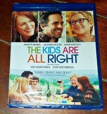 The Kids Are All Right (Blu-ray Disc, 2010, Canadian) Free Shipping!