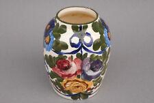 Annaburg'Vase,Steingut,Neobiedermeier'Handmalerei,Dec. Kolmberg'1925,TOP++++
