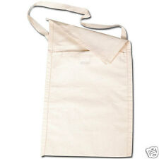 Plain Calico Library Bag | School Students Children Study Bags | Natural