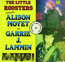 The Little Roosters (Alison Moyet/Garrie Lammin), Live!, NEW & RARE UK vinyl LP