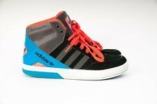 Adidas Originals Hard Court Hi Strap d74423 Unisex/Boys/Youth Trainers Size US 5