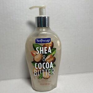 Softsoap Shea & Cocoa Butter Hand Soap
