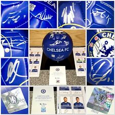 More details for chelsea 2020-2021 champions league winning squad (16 players) signed ball w/ coa