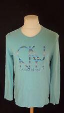 T-shirt Calvin Klein Bleu Taille XL à - 57%
